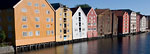Trondheim - Stilt warehouses