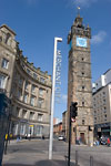 Glasgow - Tolbooth Steeple