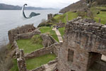 Urquhart - Castle and Loch Ness Monster