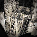 New-York City - Saint-Patrick's Cathedral