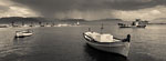 Nafplio - Storm over the harbor